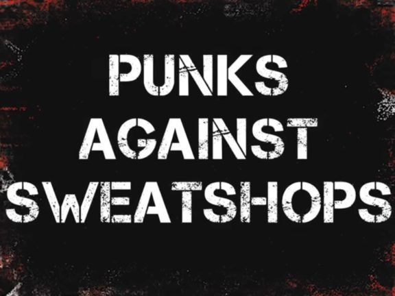 Punks Against Sweatshops