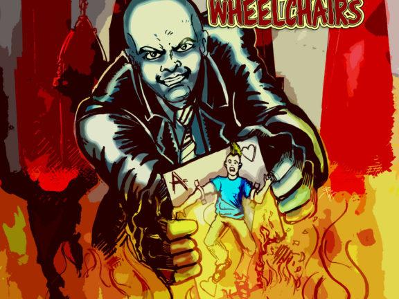 Stolen Wheelchairs - The America